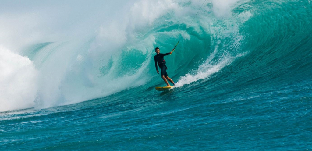 Wave ride fone