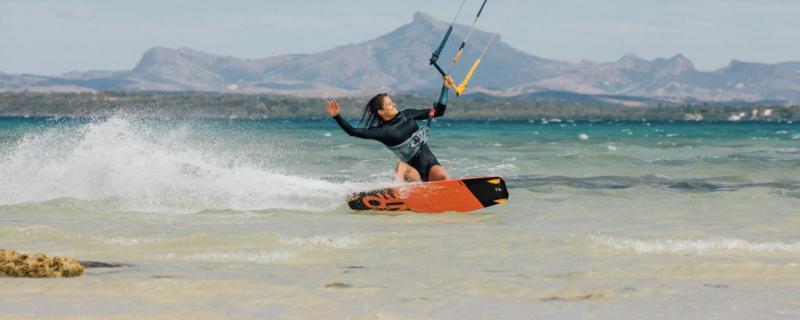Fone twintip kiteboarding