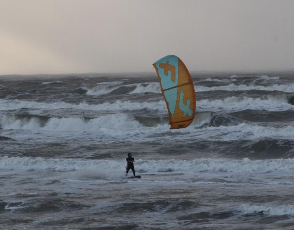 Kitesurfen Zandvoort